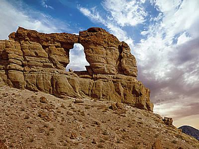 Photograph - Liberty Bell Arch by Alan Socolik