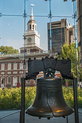 Photograph - Liberty Bell by Mark Dodd