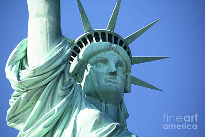 Photograph - Liberty by Cindy Manero