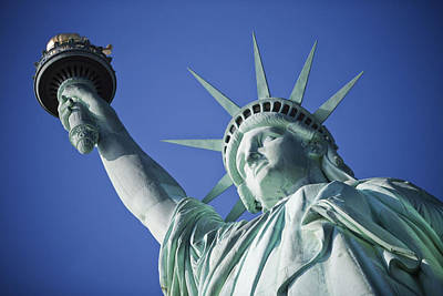 Photograph - Liberty I by  Newwwman