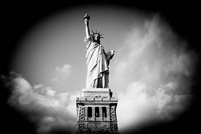 Photograph - Liberty by Michael Damiani