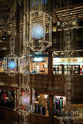 Photograph - Liberty Of London Interior Layers by Mike Reid