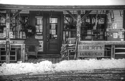 Photograph - Liberty Tool Co by John Meader