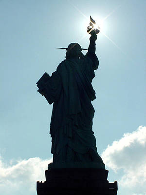 Photograph - Liberty V02 by Tim Mattox
