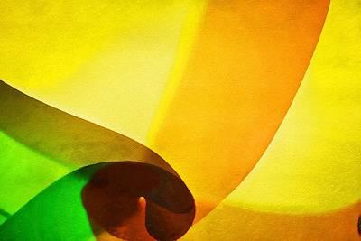 Digital Art - Libra Illuminations by Joan Reese