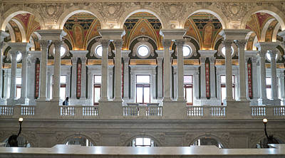 Photograph - Library Of Congress IIi by Jared Windler