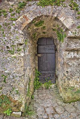 Doors Photograph - Lichtenstein Castle Door by Marcia Colelli