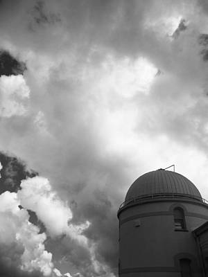 Lick Observatory Photograph - Lick Observatory by Gwendolyn Barnhart