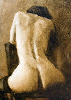 Nudes Royalty-Free and Rights-Managed Images - Lies by John Silver