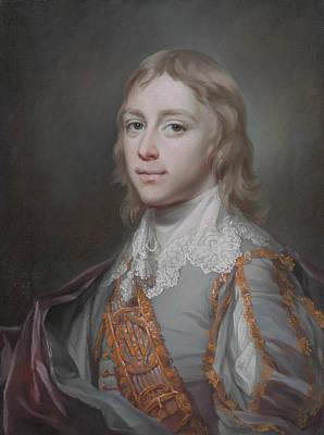 Pastel - Lieutenant-colonel Edmund Craggs Nugent by Francis Cotes
