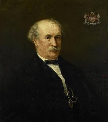 Limburg Painting - Lieutenant General by David Earl