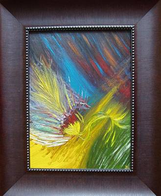 Painting - Life by Bennu