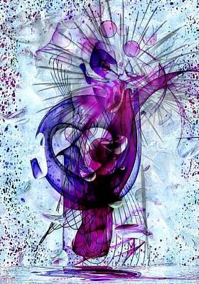 Digital Art - Life By Nico Bielow by Nico Bielow
