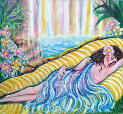 Painting - Life Doesn't Get Any Better by Anya Heller