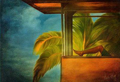 Linda King Digital Art - Life Guard Artwork #4451 by Linda King