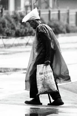 Photograph - Life In A Bag by Jez C Self