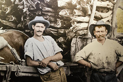 Photograph - Life In Australia 1901 To 1914 by Miroslava Jurcik