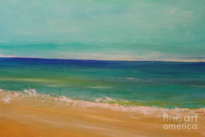 Painting - Life Is A Beach by Pristine Cartera Turkus
