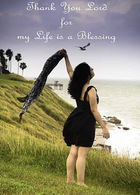 Photograph - Life Is A Blessing by Leticia Latocki