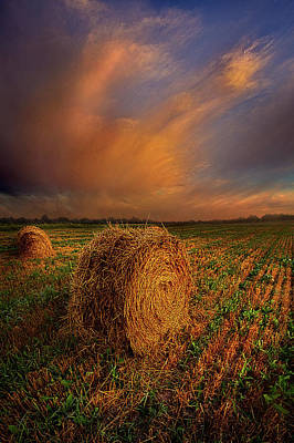 Photograph - Life Keeps Rolling On by Phil Koch