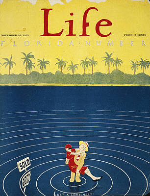 Photograph - Life Magazine Cover, 1925 by Granger