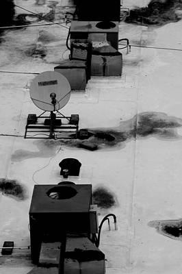 Photograph - Life On Mars by David Weeks