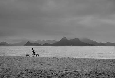Photograph - Life Unfolds In Rio IIi by Bruno Amaral