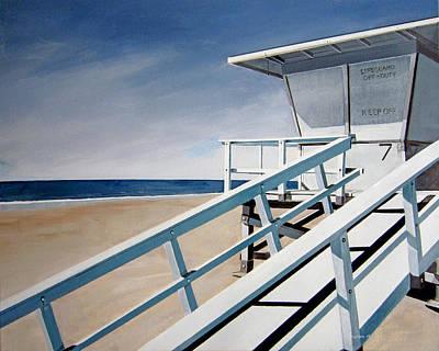 Lifeguard Station Original