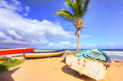 Photograph - Life's A Beach by Nadia Sanowar