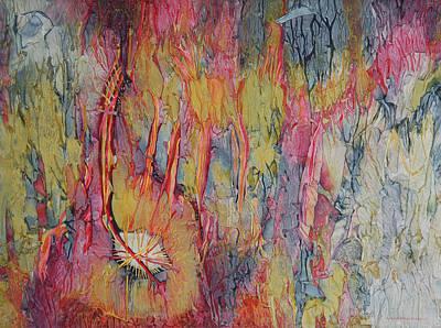 Painting - Lifespring by Lynda Hoffman-Snodgrass