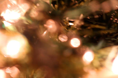 Photograph - Light Abstract Horizontal by Mary Bedy