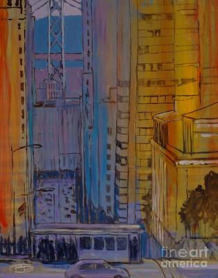 Light And Dark Art Print by Kip Decker