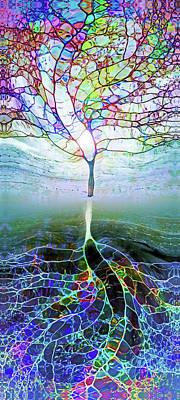 Digital Art - Light And Darkness by Tara Turner