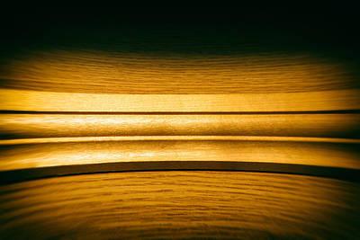 Photograph - Warp Wood by John Williams