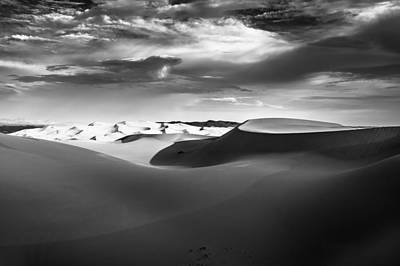 Photograph - Light And Sand Magic by Alexander Kunz