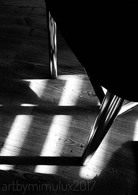 Photograph - Light And Shadow 6 by Mimulux patricia no No
