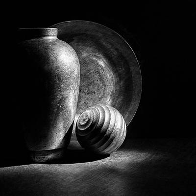 Photograph - Light And Shadows by Mark Fuller