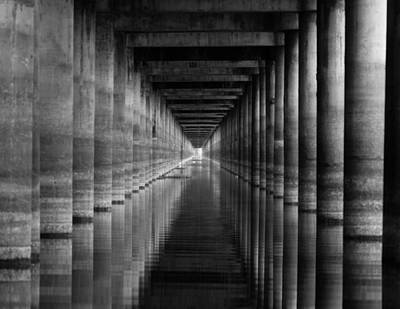 Photograph - Light At The End Of The Tunnel by Gregory Daley  PPSA