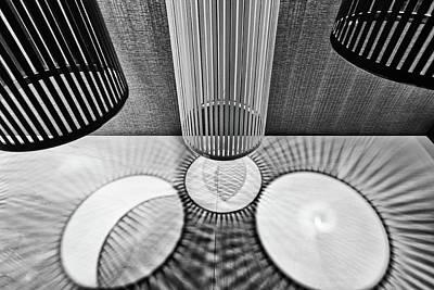 Photograph - Light Circles by Lauri Novak