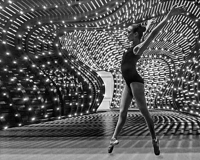 Photograph - Light Dance by Alan Raasch