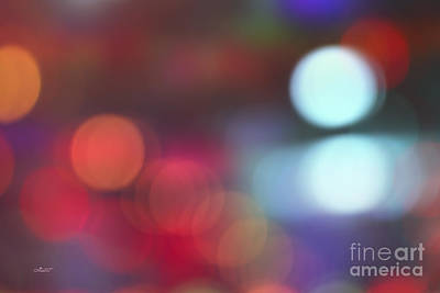 Light Effects Art Print