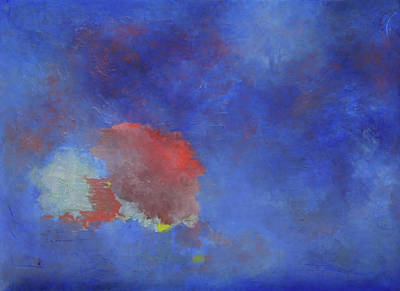 Painting - Light From Above by Ruth Drayer
