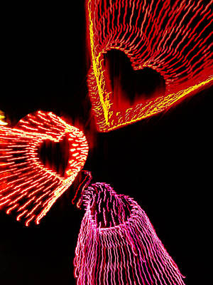 Photograph - Light Hearts by David Pantuso