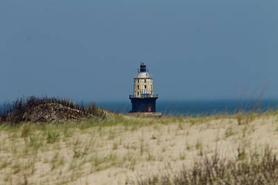 Photograph - Light House At The Cape by Deb Kline