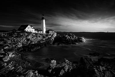 Photograph - Light House  by Emmanuel Panagiotakis