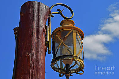 Photograph - Light In The Sky by Ray Shrewsberry
