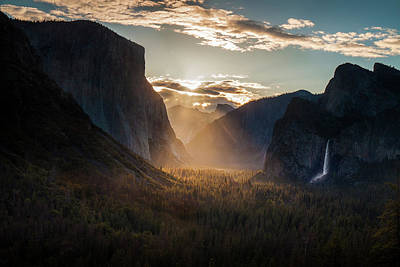 Travel - Light in the Valley by Andrew Soundarajan