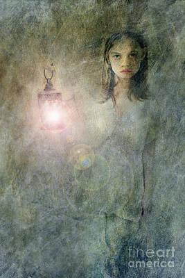 Light Keeper Art Print by Stephanie Frey