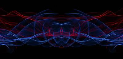 Light Motion Series 3 Art Print