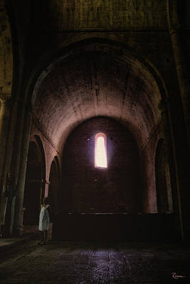 Photograph - Light Of God by Rasma Bertz
